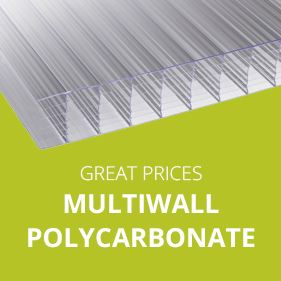 Great Prices on Multiwall Polycarbonate