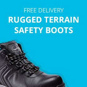 Free Delivery on Safety Boots