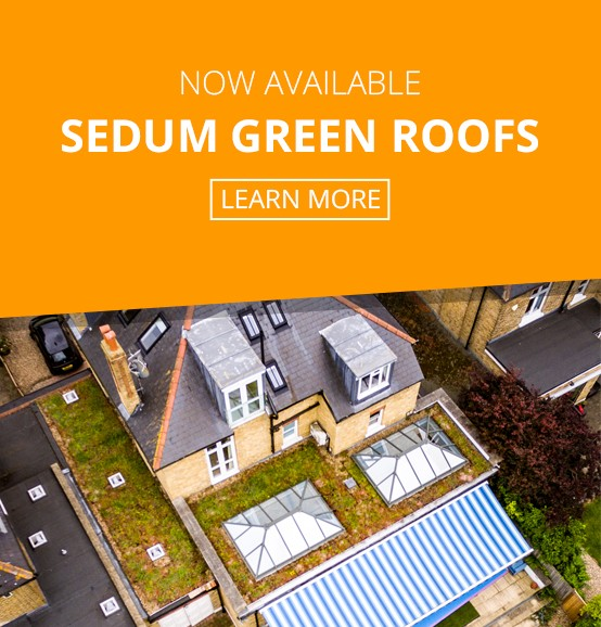 Sedum Green Roofs Now Available