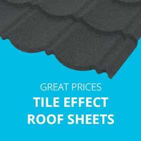 Great Prices on Tile Effect Roof Sheets
