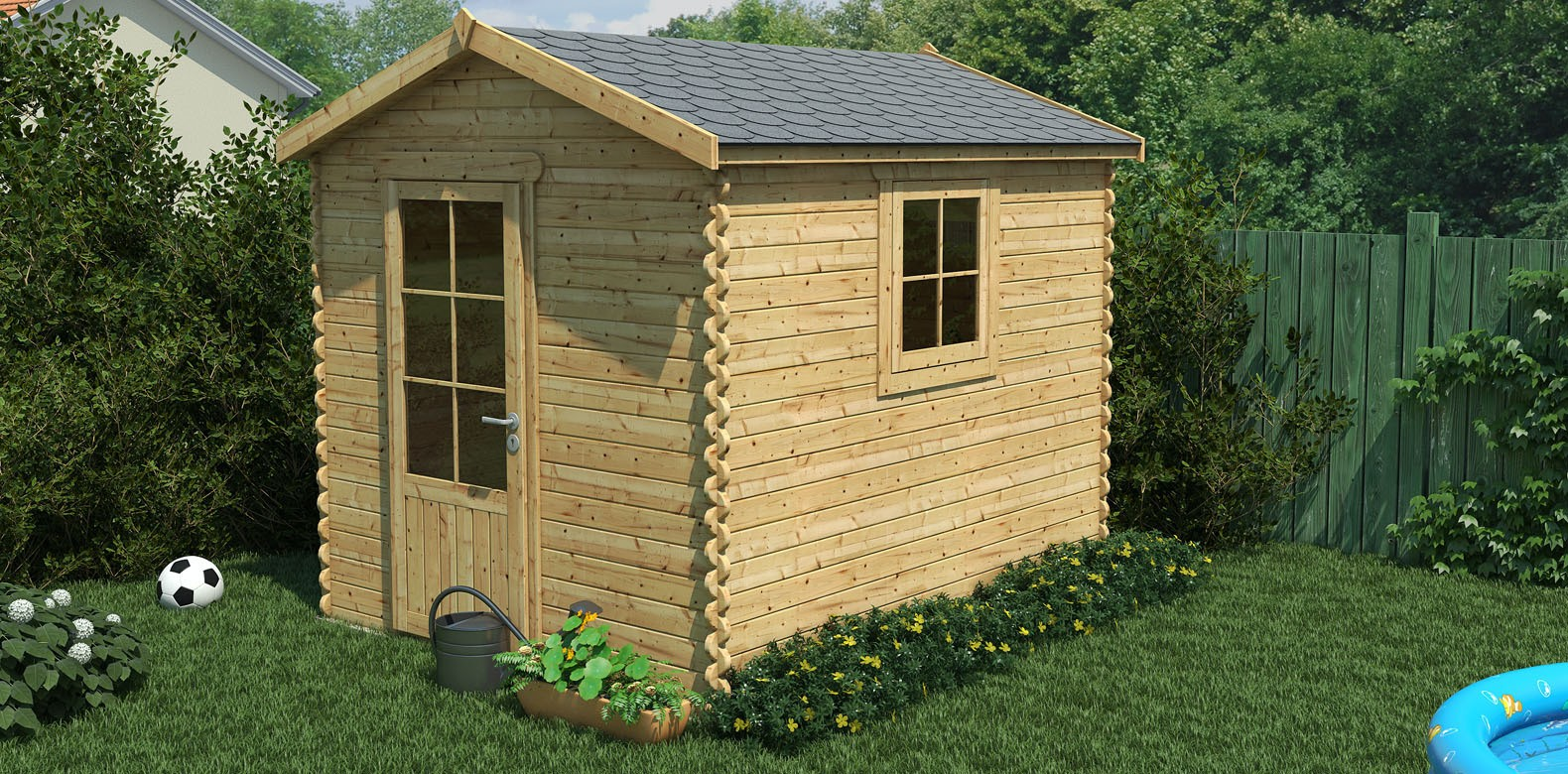 A Guide to the Best Shed Roofing Materials