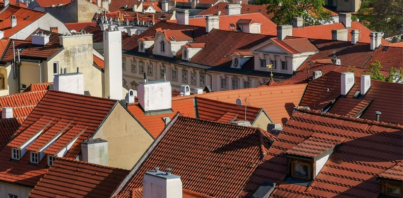 What Are Roof Tiles Made Of?