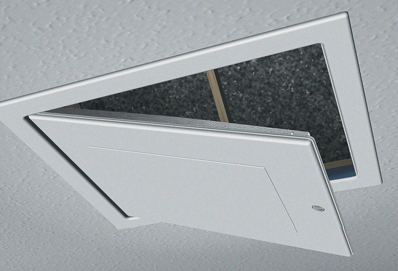 How to Fit a Loft Hatch