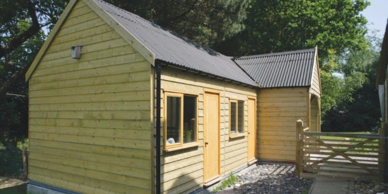 How to Convert Your Shed into an Office