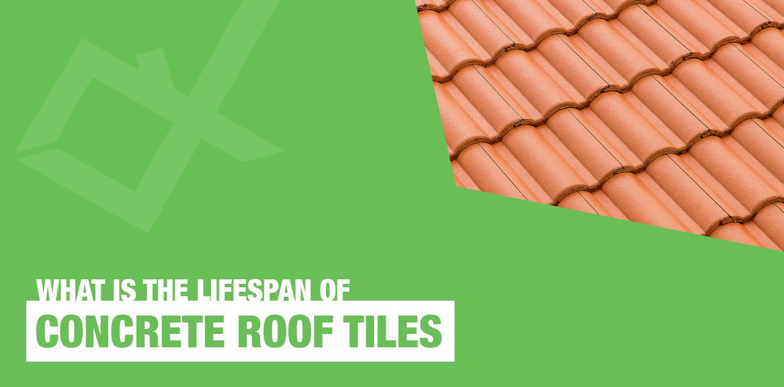 How Long Do Concrete Roof Tiles Last?