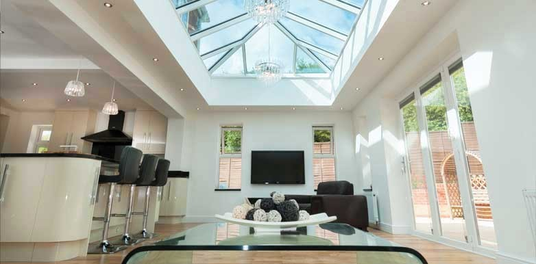 Planning Permission for Roof Lanterns