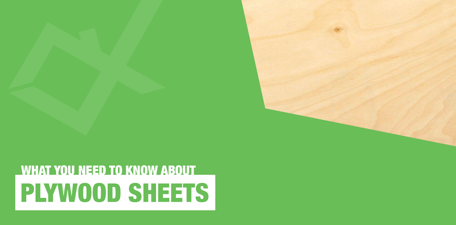 What is Plywood and What is Plywood Used For?