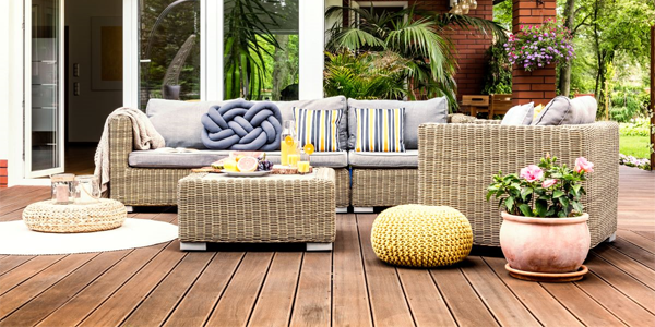 Composite Decking: Hollow vs. Solid