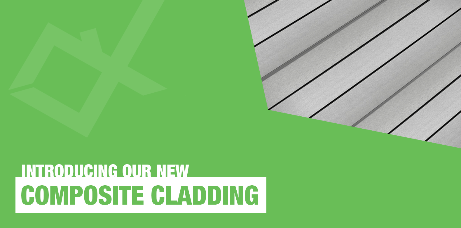 Introducing Our New Composite Cladding