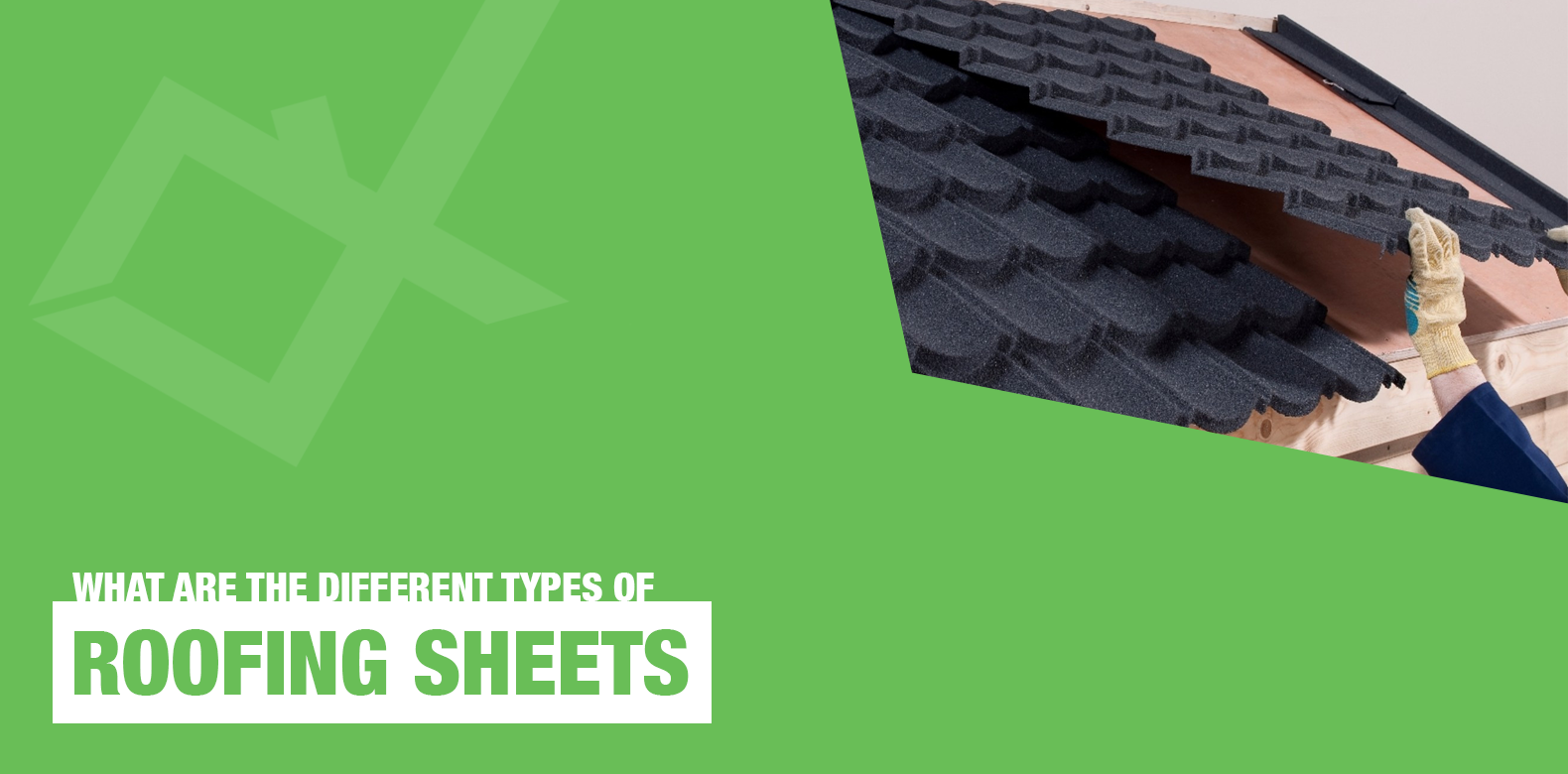 What Are the Different Types of Roofing Sheets?