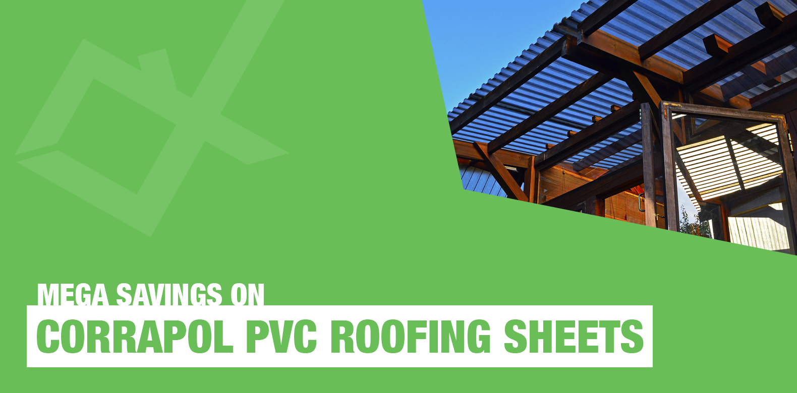 10% Off Plastic Roofing Sheets This September
