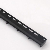 Over Fascia Ventilator - 10mm - Black (1m)