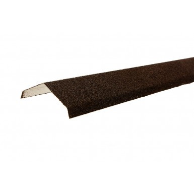 Britmet - Angle Hip - Bramble Brown (1250mm)