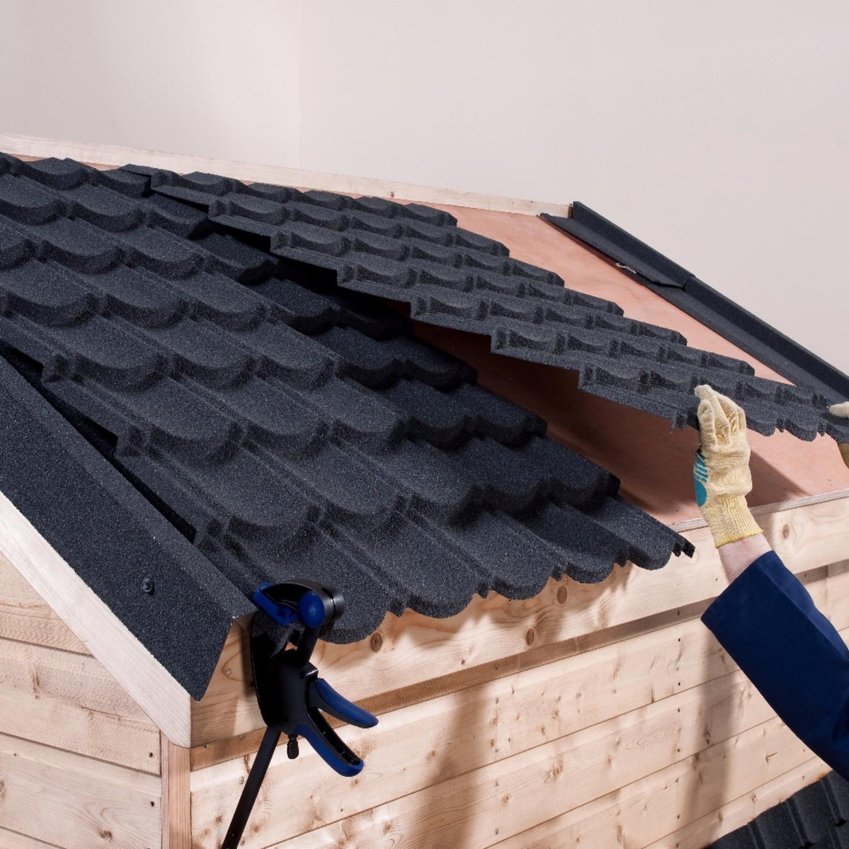 Corotile Lightweight Metal Roofing Sheet Roofing Screws