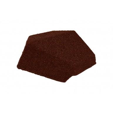 Britmet - 90° Angle Hip End Cap - Rustic Terracotta