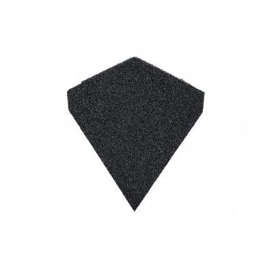 Britmet - Angle Ridge End Cap - Titanium Grey