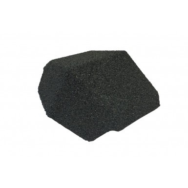Britmet - 135° Angle Hip End Cap - Titanium Grey