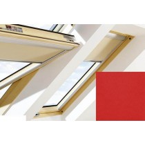 Fakro - ARF II 260 - Manual Blackout Blind - Red