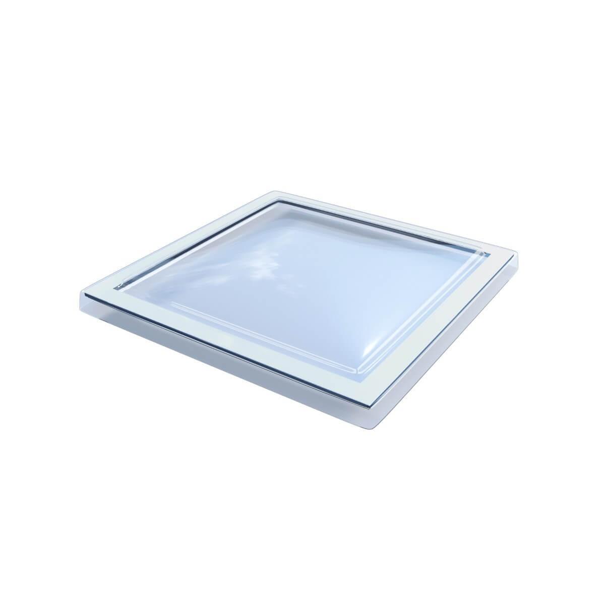 Mardome Reflex Pvc Flat Roof Window Opal