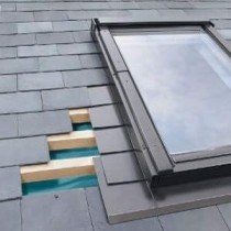 Fakro - Standard Window Flashing - Slates Up To 10mm Thick [ELV]