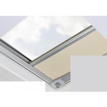 Fakro - ARF/D III N55 - Flat Roof Manual Blackout Blind - Grey