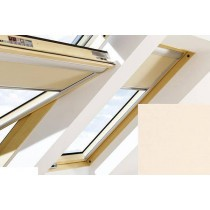 Fakro - ARF III N53 - Electrically Operated Blackout Blind (Z-Wave) - Peach