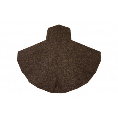 Britmet - 5 Way Top Cap - Rustic Brown
