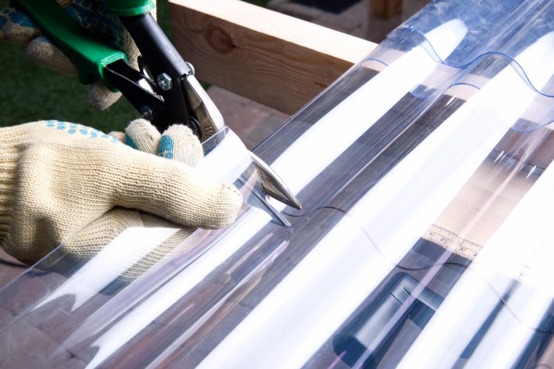 Corolux Mini Corrugated Pvc Roofing Sheet Translucent