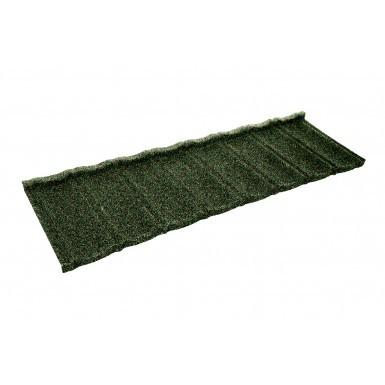 Britmet - Ultratile - Lightweight Metal Roof Tile - Moss Green (0.45mm)