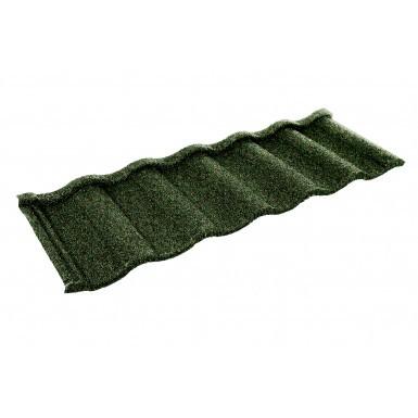 Britmet - Villatile - Lightweight Metal Roof Tile - Moss Green (0.45mm)