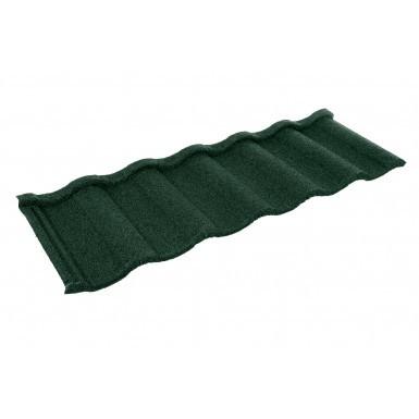 Britmet - Villatile - Lightweight Metal Roof Tile - Tartan Green (0.45mm)