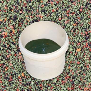 Britmet - Lightweight Metal Tile Touch Up Kit - Moss Green