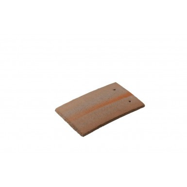 Redland Plain Tile - Concrete Tile - Smooth Breckland Brown (6151)