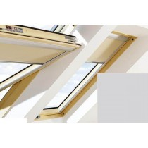 Fakro - ARF III N55 - Electrically Operated Blackout Blind (Z-Wave) - Silver