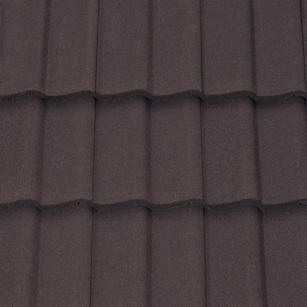 Sandtoft Double Pantile Concrete Tile Sandfaced Antique 2