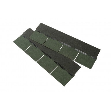 Coroshingle - Roof Shingles - Green (2m2 Pack)
