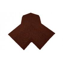 Britmet - 3 Way Top Cap - Rustic Terracotta