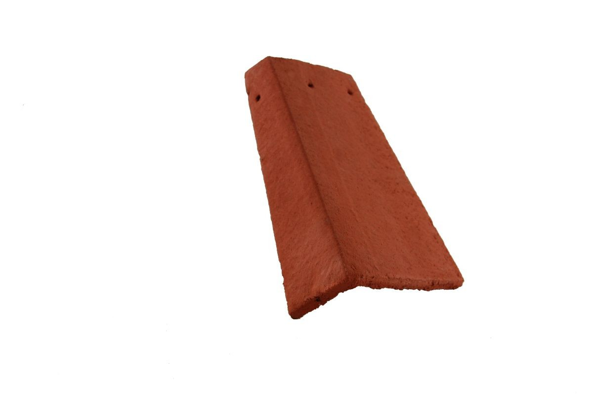 Redland Right Hand 90 Degree External Concrete Angle - Smooth Terracotta