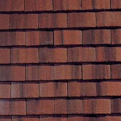 Sandtoft Standard Plain Tile - Concrete Tile - Smooth Rustic