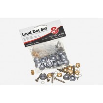 Lead Dots - 20 Pack - British Lead