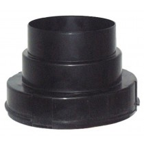 Corovent - 110mm Dia Outlet Pipe Adaptor