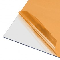 Axgard - Solid Polycarbonate - Clear