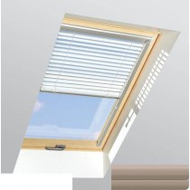 Fakro - AJP II 142 - Standard Manual Venetian Blind - Desert Brown