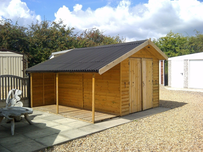 Onduline Mini Corrugated Roof Sheet Black 2000x866mm