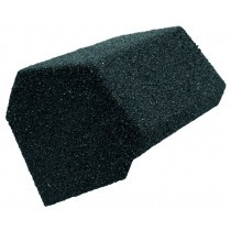 ExtraLight - Gable Ridge End Cap - Charcoal