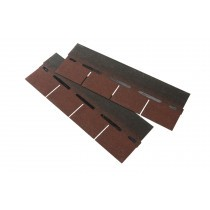 Coroshingle - Roof Shingles - Red (2m2 Pack)