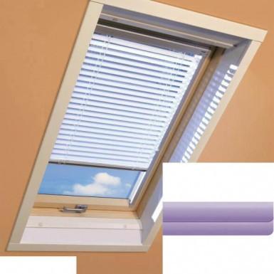 Fakro - AJP II 158 - Standard Manual Venetian Blind - Lilac