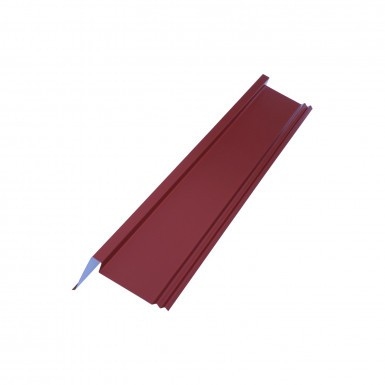 Britmet - Ecopan - Barge Cover - Smooth Red (1194mm)