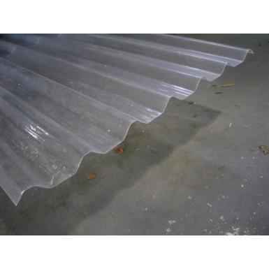 GRP Box Profile Roof Light (32/1000) - 1.5mm