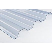 "Corolite Greca - 3"" Box Profile Polycarbonate Sheet"